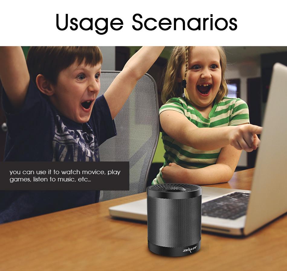 zealot s5 2 bluetooth speaker for sale