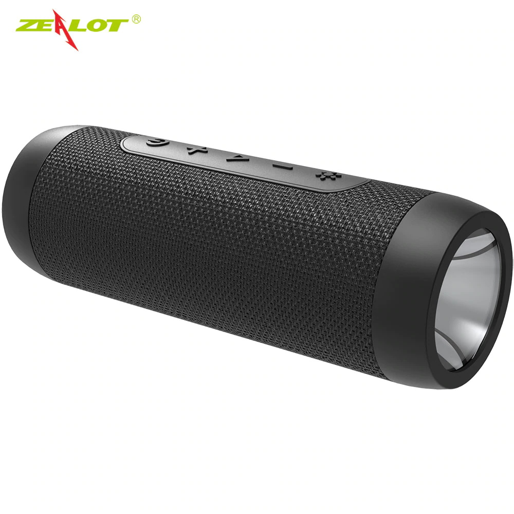 zealot s22 bluetooth wireless speaker 2019