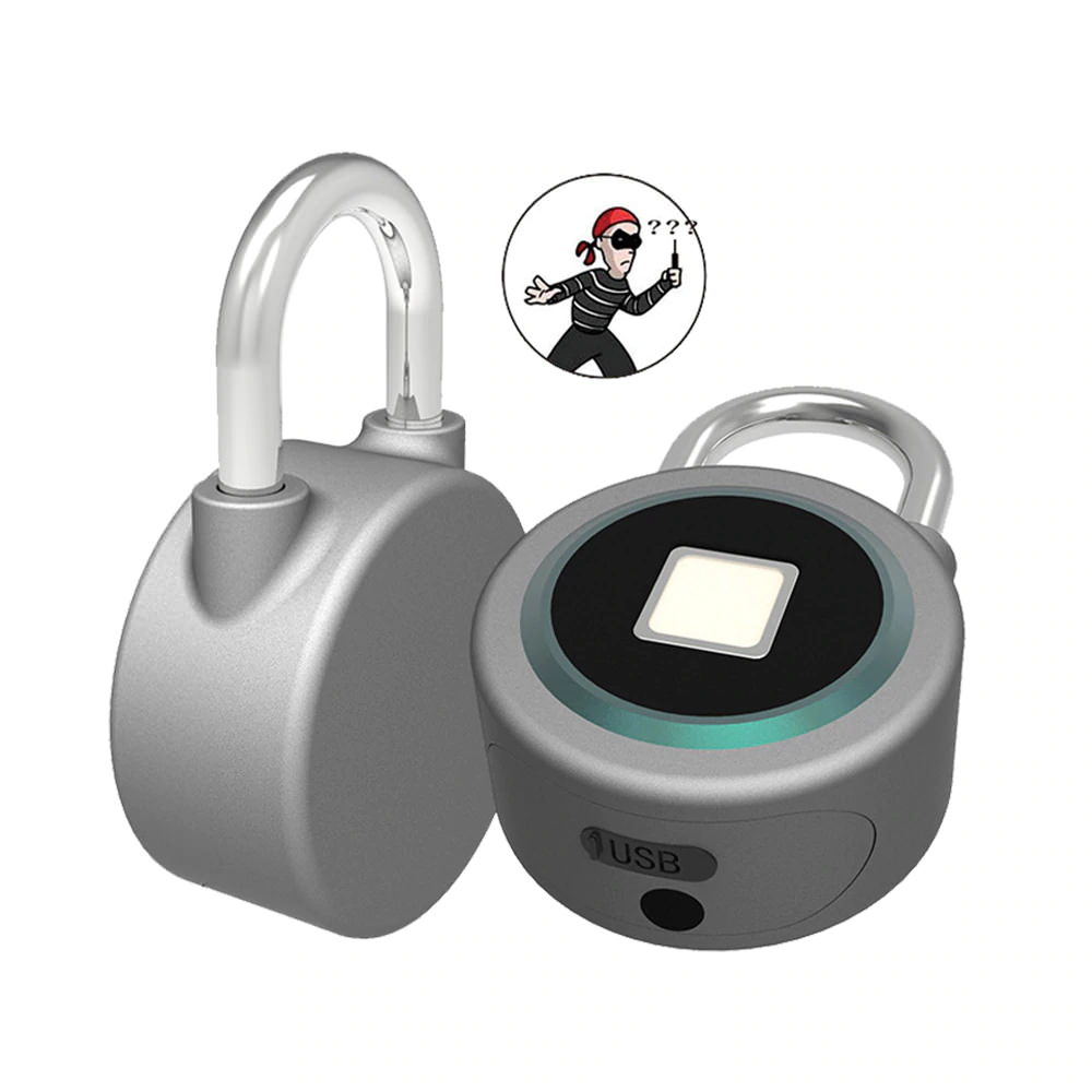 fb50 smart fingerprint padlock price
