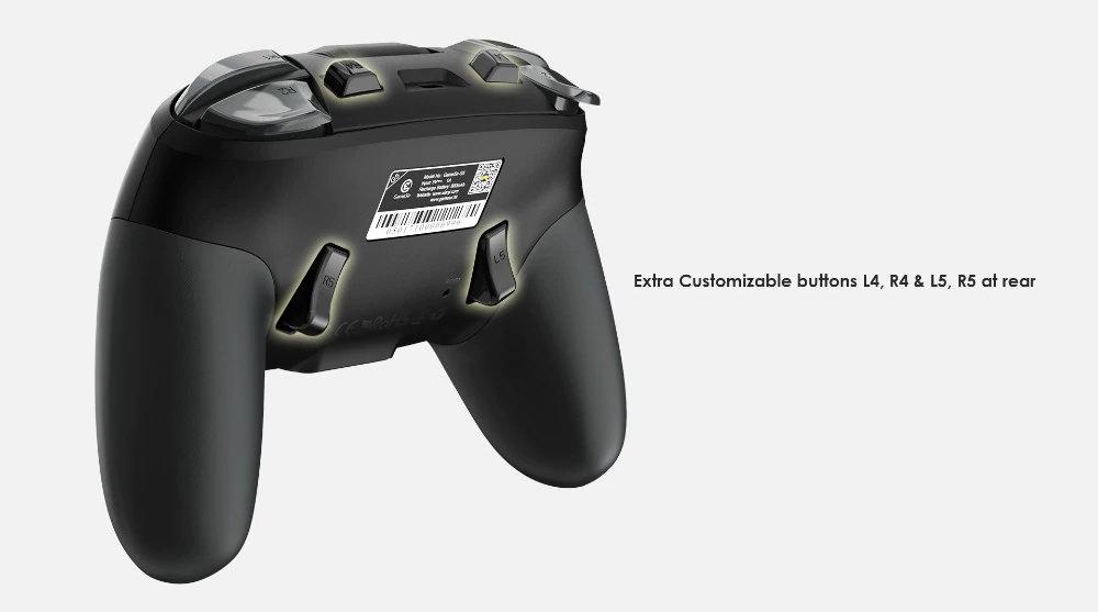 gamesir g5 bluetooth wireless game controller 2019