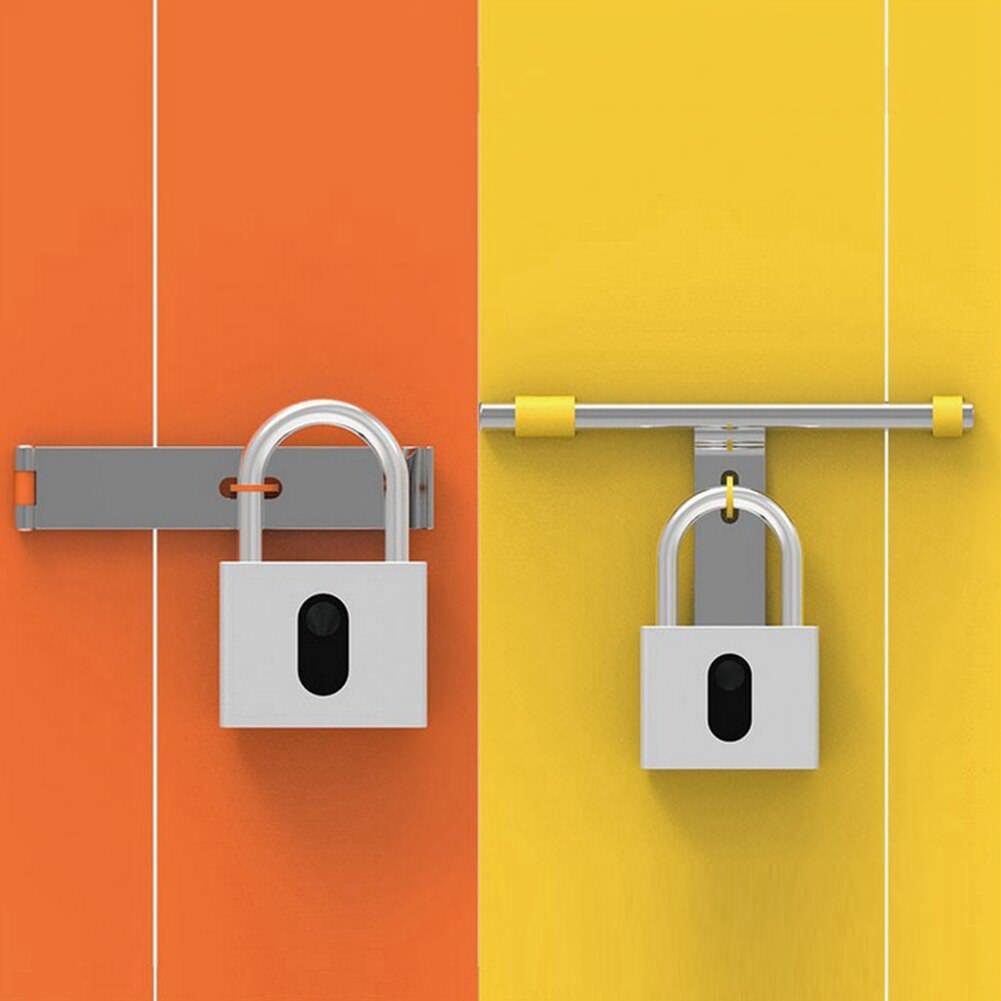 gs60 aluminum alloy fingerprint lock