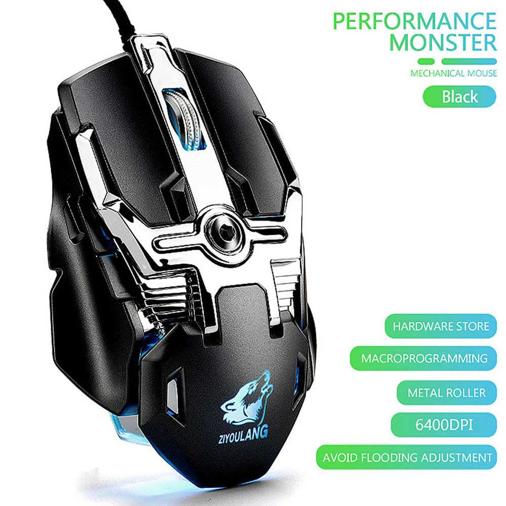 v15 wired gaming mouse 2019