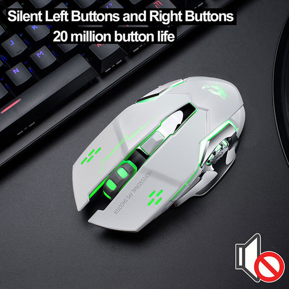 buy x8 wireless game mouse