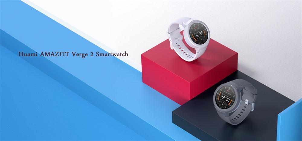 xiaomi huami amazfit 2 smart watch review