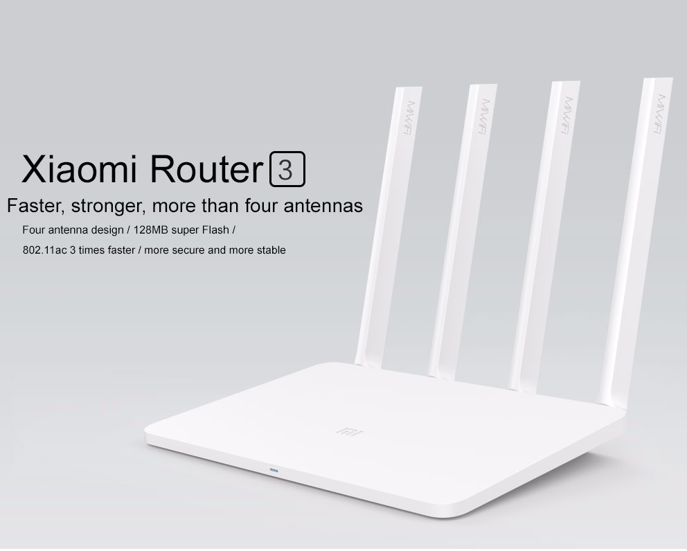 mi 3 router