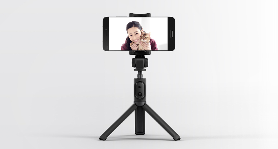 Xiaomi Selfie Bluetooth Stick 3.0 Monopod Foldable Tripod Stand 2 in 1