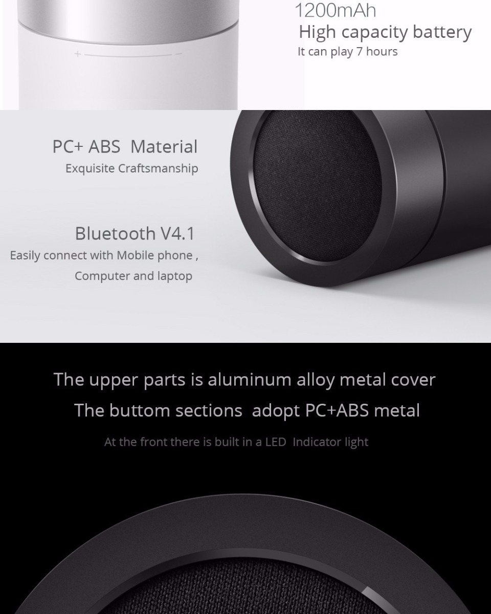 xiaomi mini portable speaker