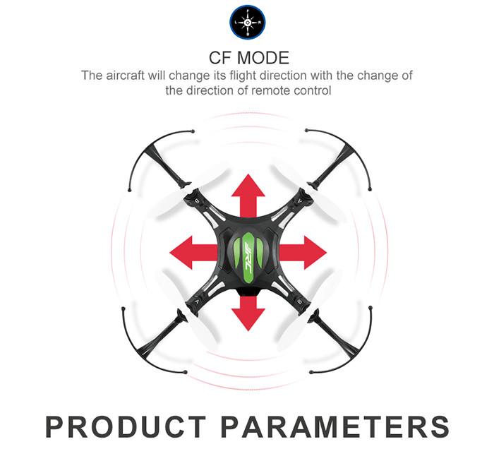 JJRC H8 Mini Drone Headless Mode 6 Axis Gyro 2.4GHz 4CH RC Quadcopter