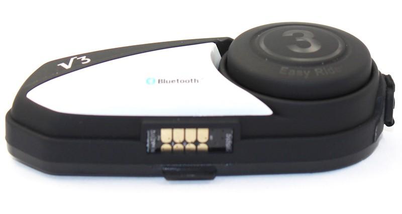 Vimoto V3 Bluetooth Radio Headset Multifunctional GPS 2 Way Motorcycle Helmet