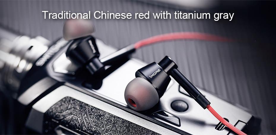 1more dynamic driver earphone
