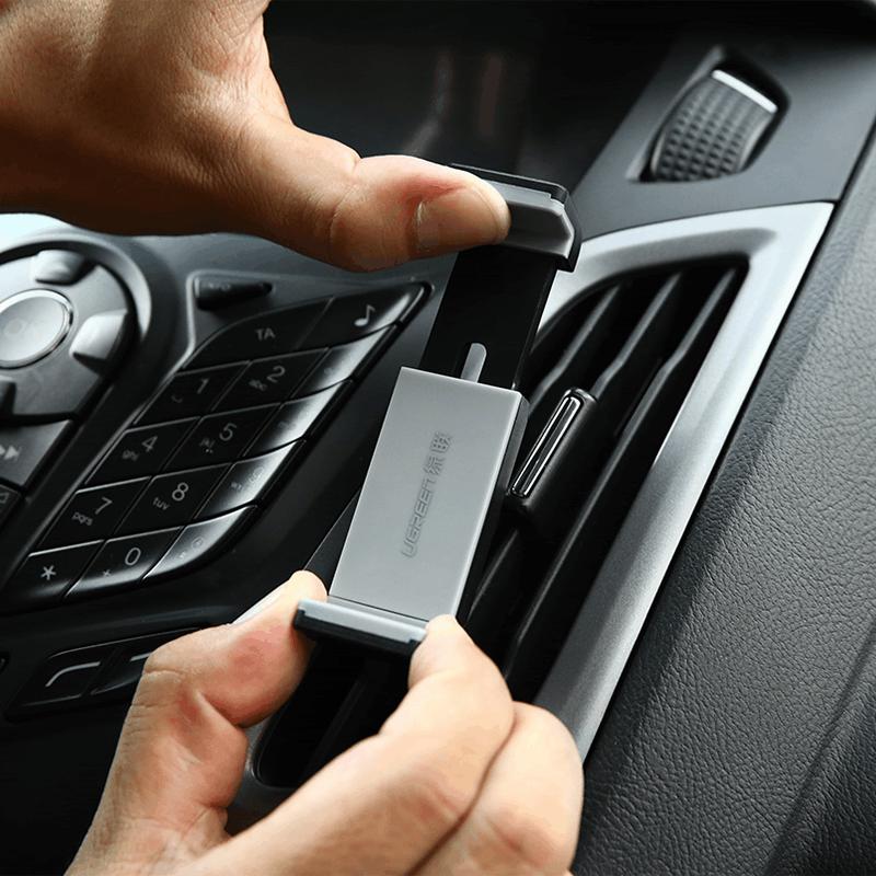 Ugreen 30283 Car Holder 360° Adjustable Handle Cell Phone Stand