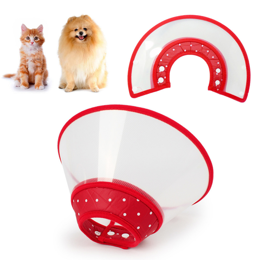 DogLemi Pet Anti-bite Safety Protector Cone