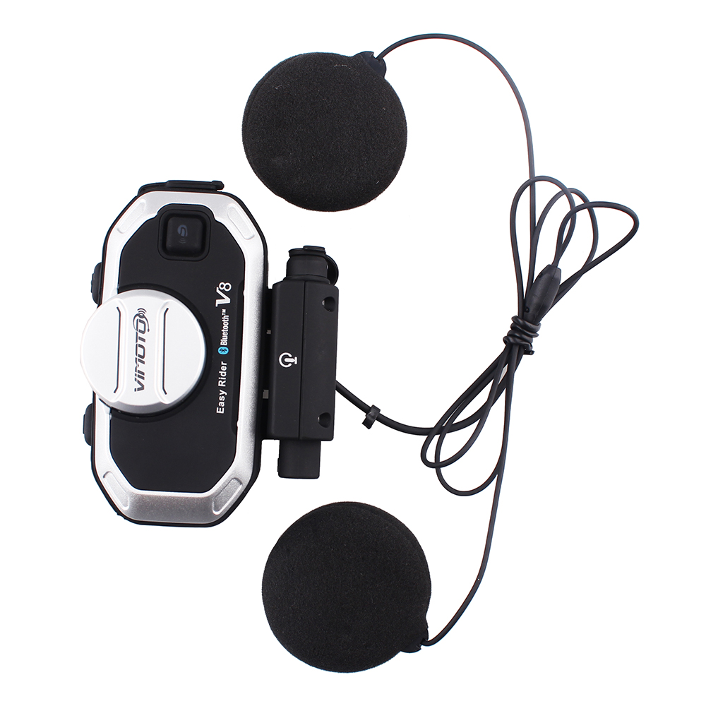 waterproof motorcycle bluetooth headset
