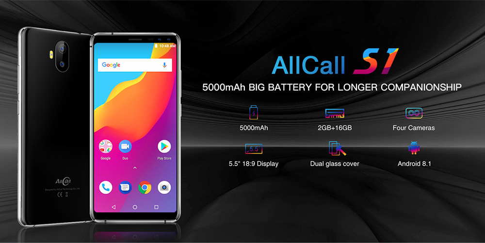 allcall s1 3g smartphone