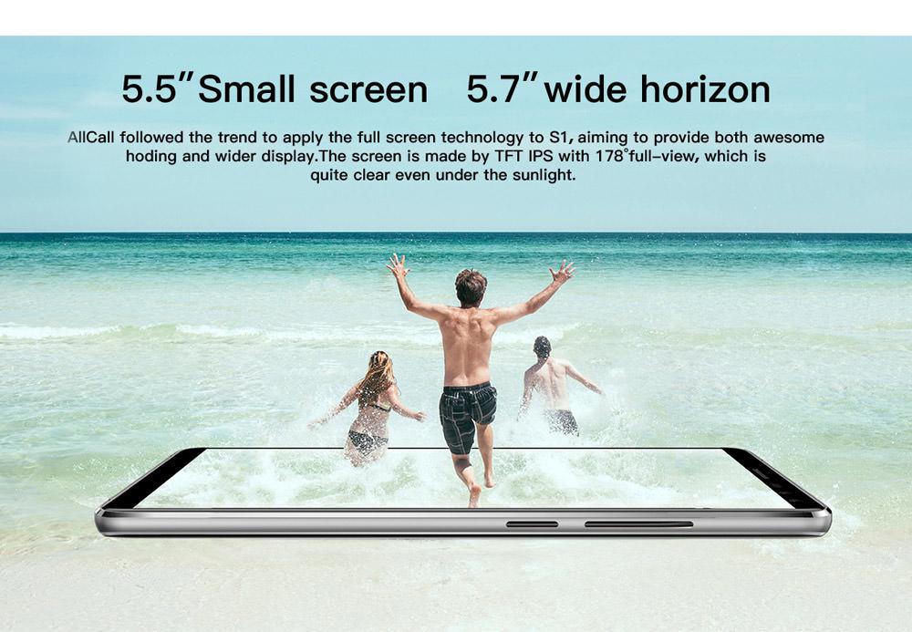 allcall s1 smartphone