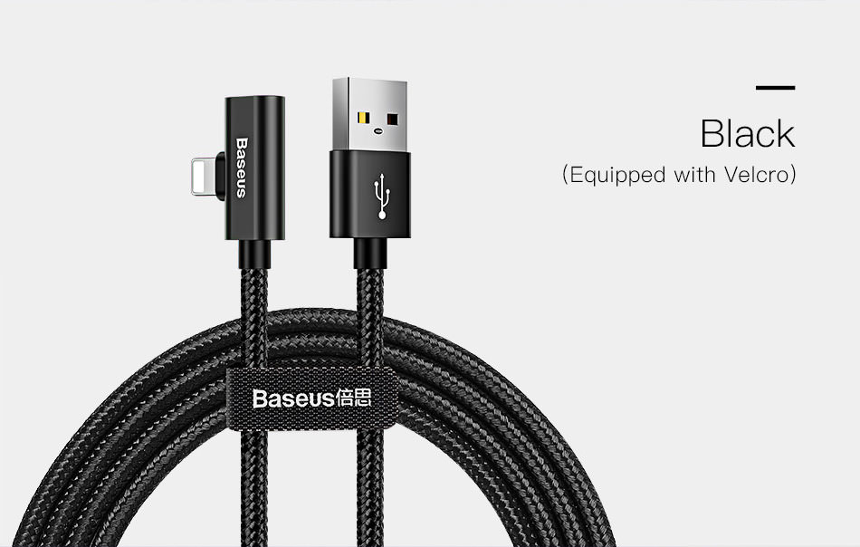 baseus iphone xs cable