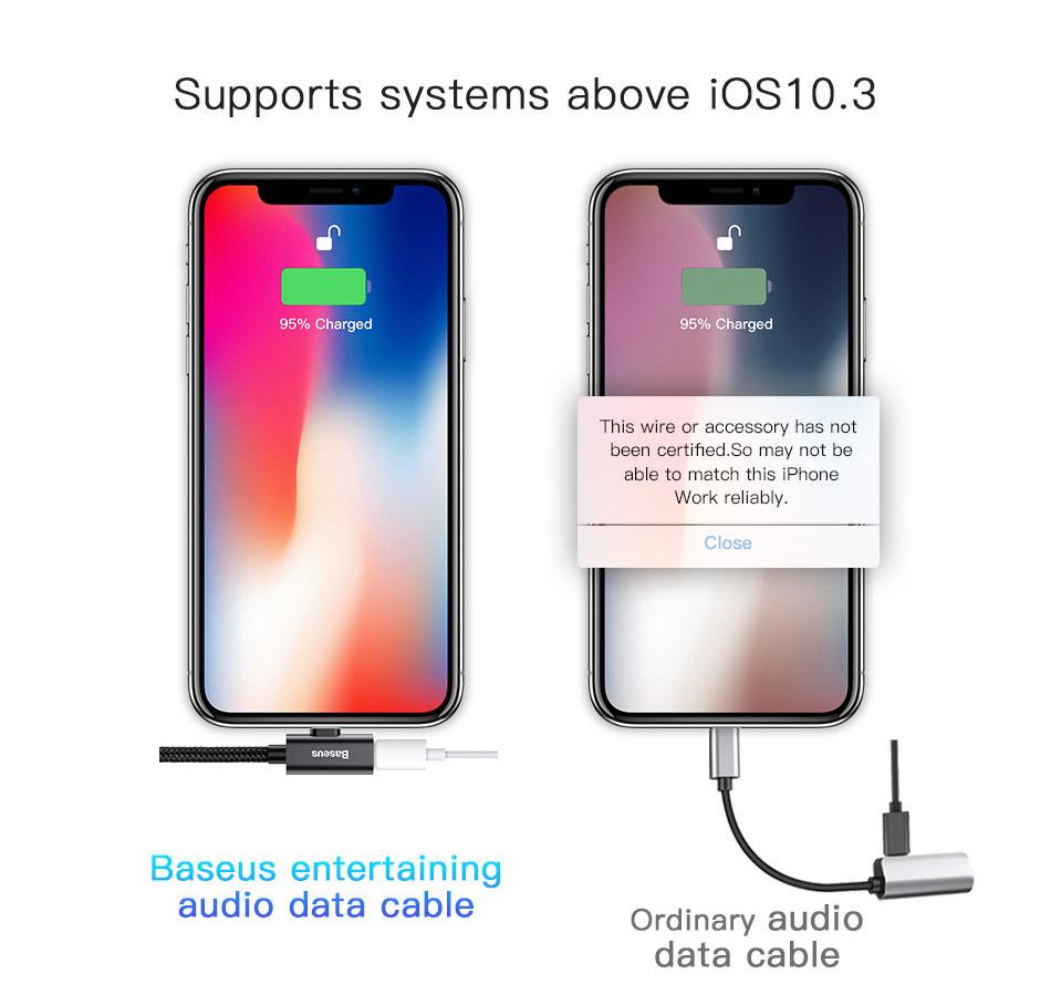 2018 baseus usb cable