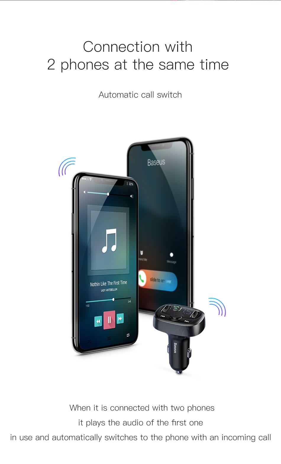 best baseus wireless car charger