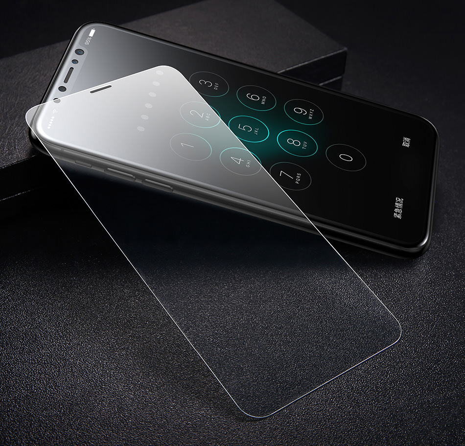 baseus glass screen protector