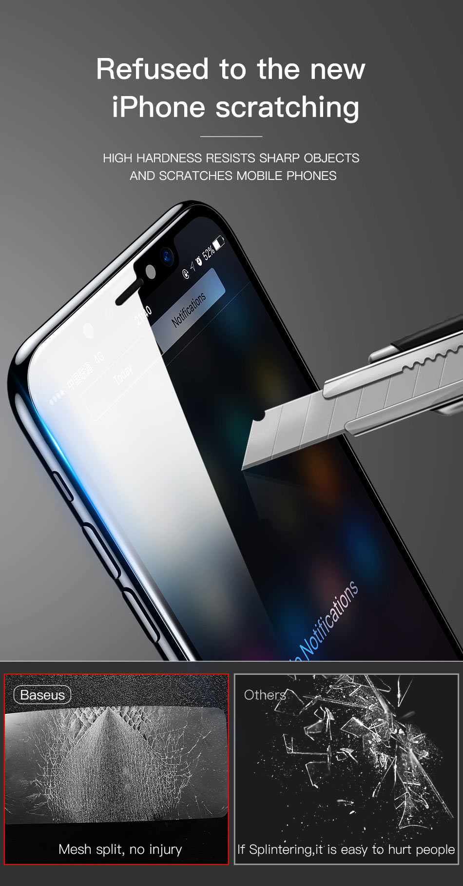 2018 iphone xs screen protector