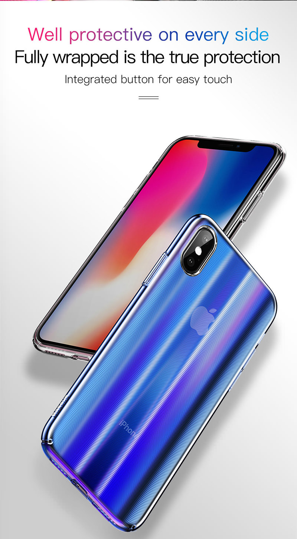 new baseus iphone case