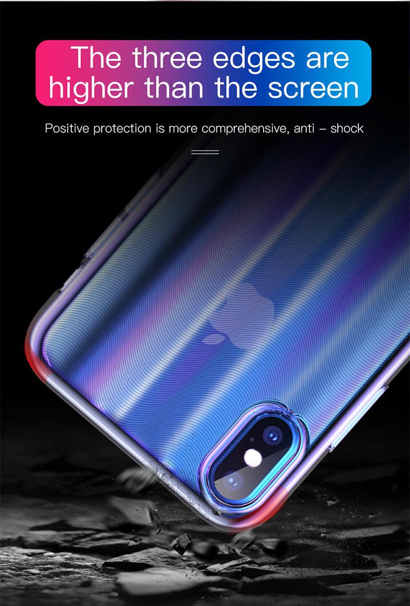baseus aurora iphone case