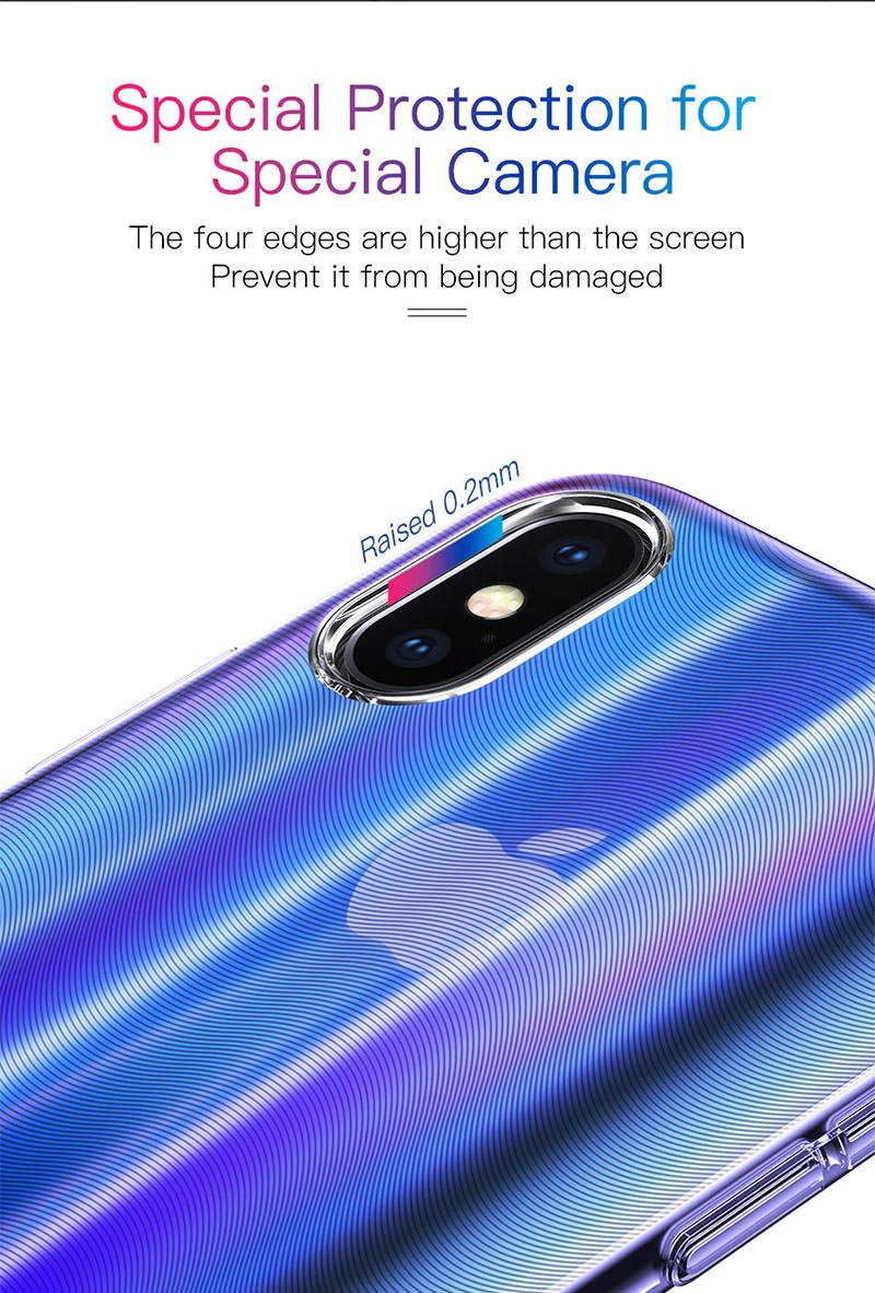 buy baseus aurora iphone case