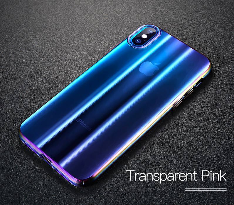 new baseus aurora iphone case