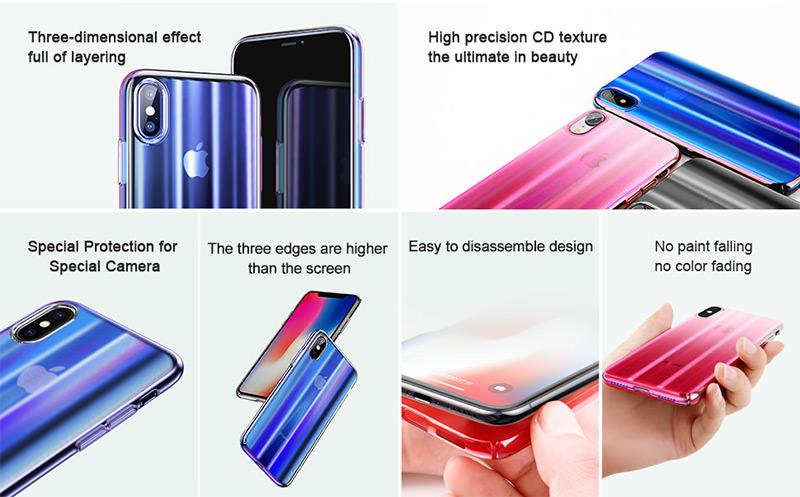 buy baseus aurora case