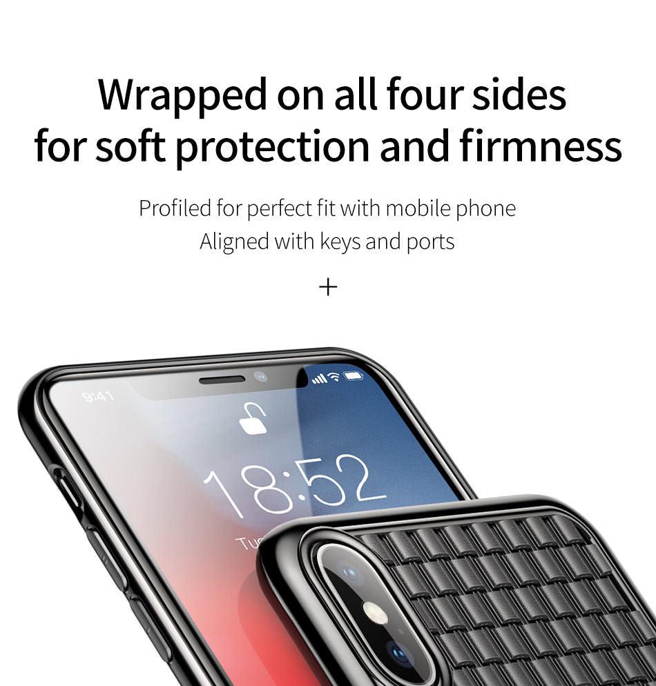 buy iphone xs flexible case