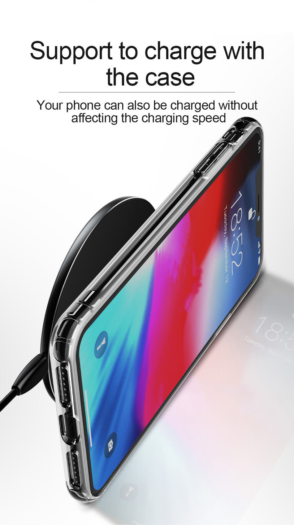 new baseus iphone xr case