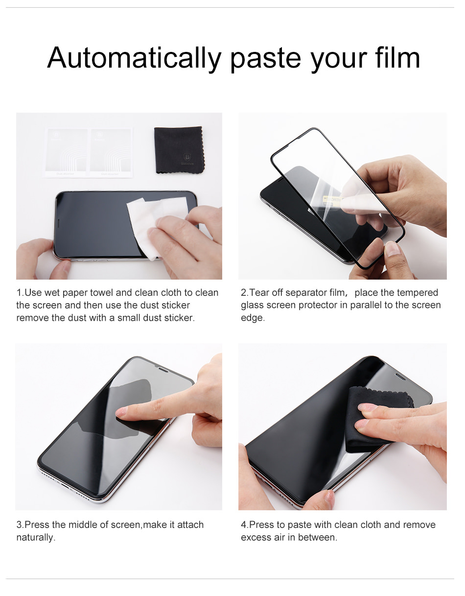 buy iphone xs screen protector