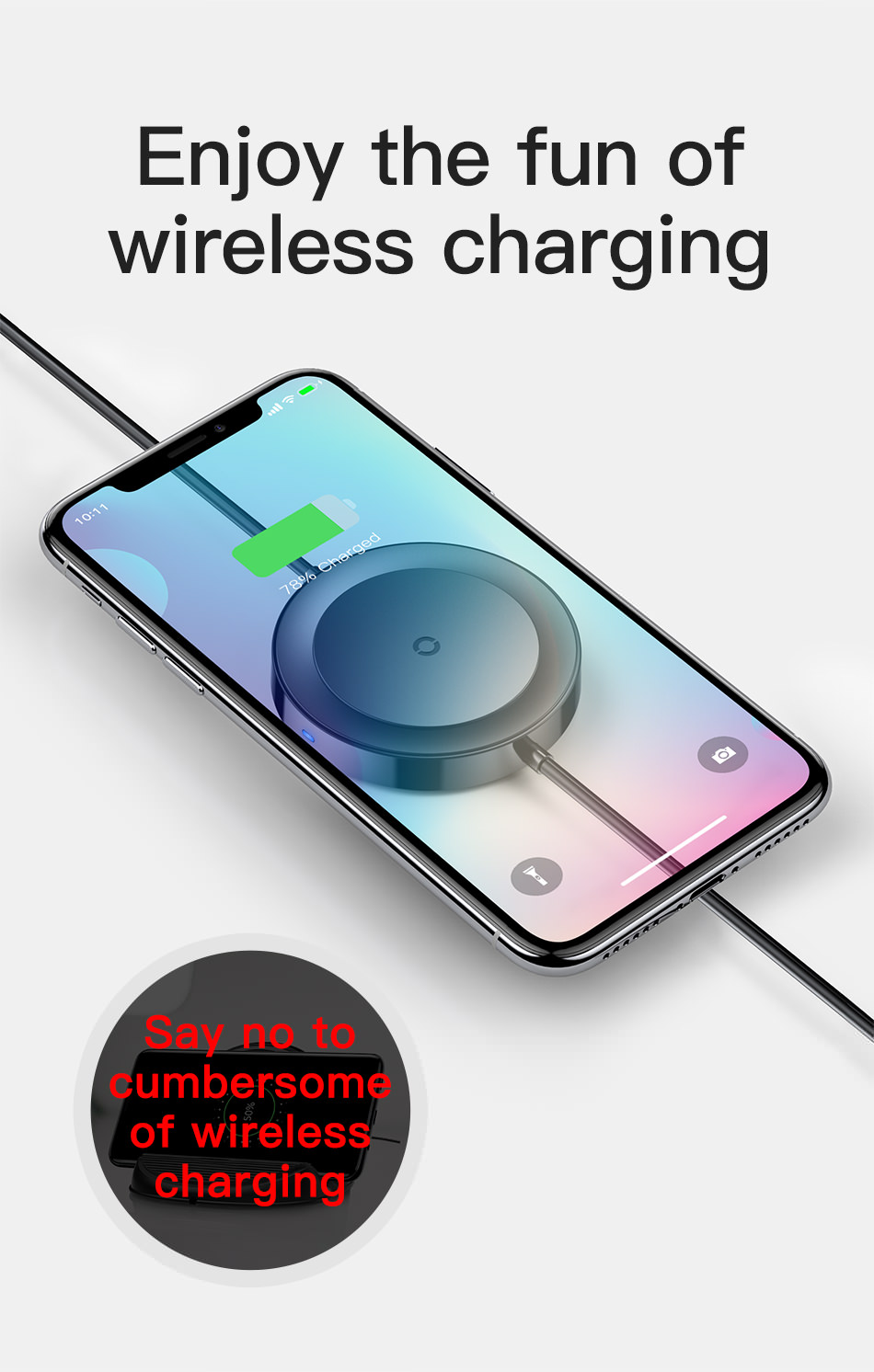buy baseus wireless charger