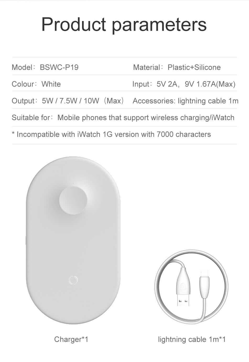 new wireless charger for iphone xs max