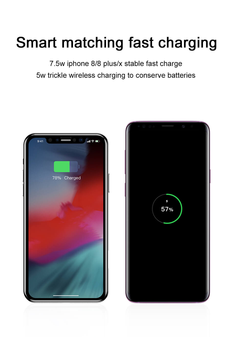 wireless charger for iphone xr