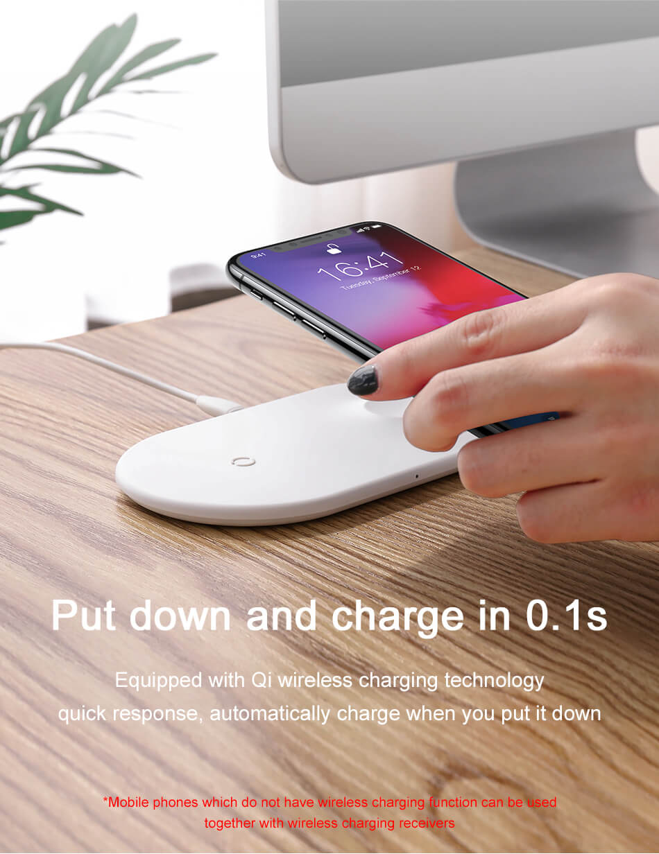 wireless charger for iphone xs max