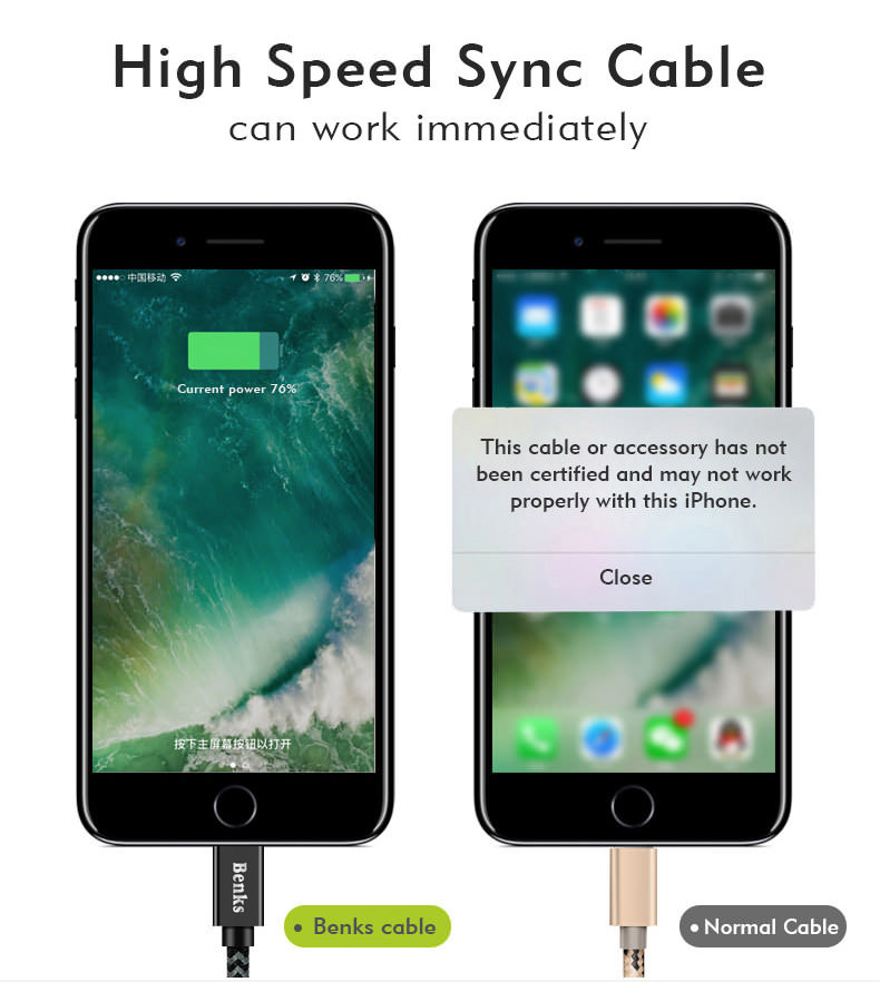 buy iphone xs lightning cable