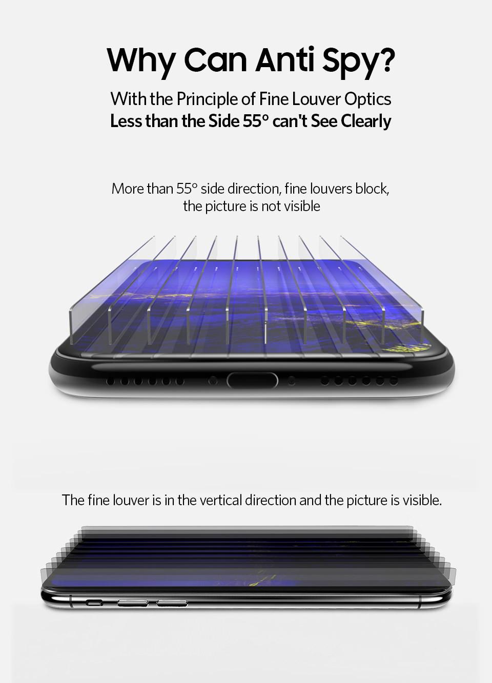 buy benks anti spy screen protector