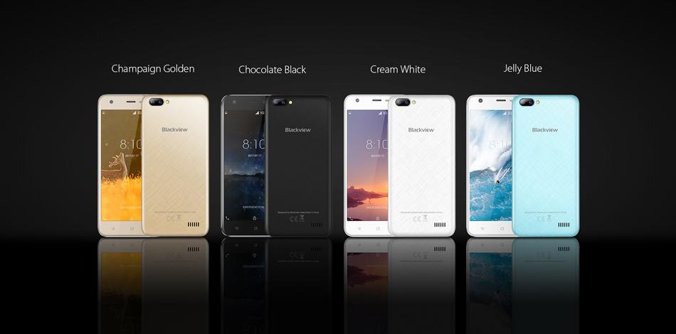 2018 blackview smartphone