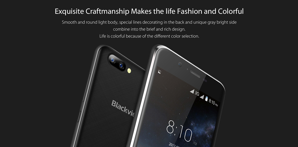 blackview a7 smartphone