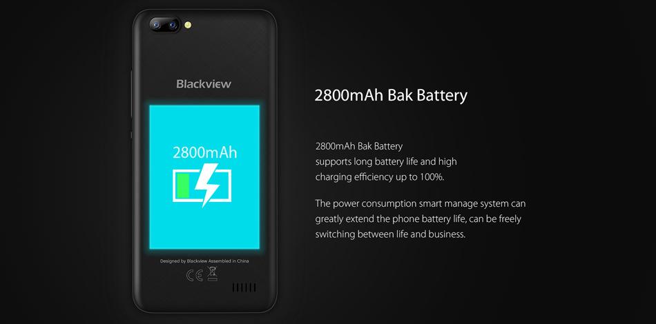 buy blackview a7 smartphone