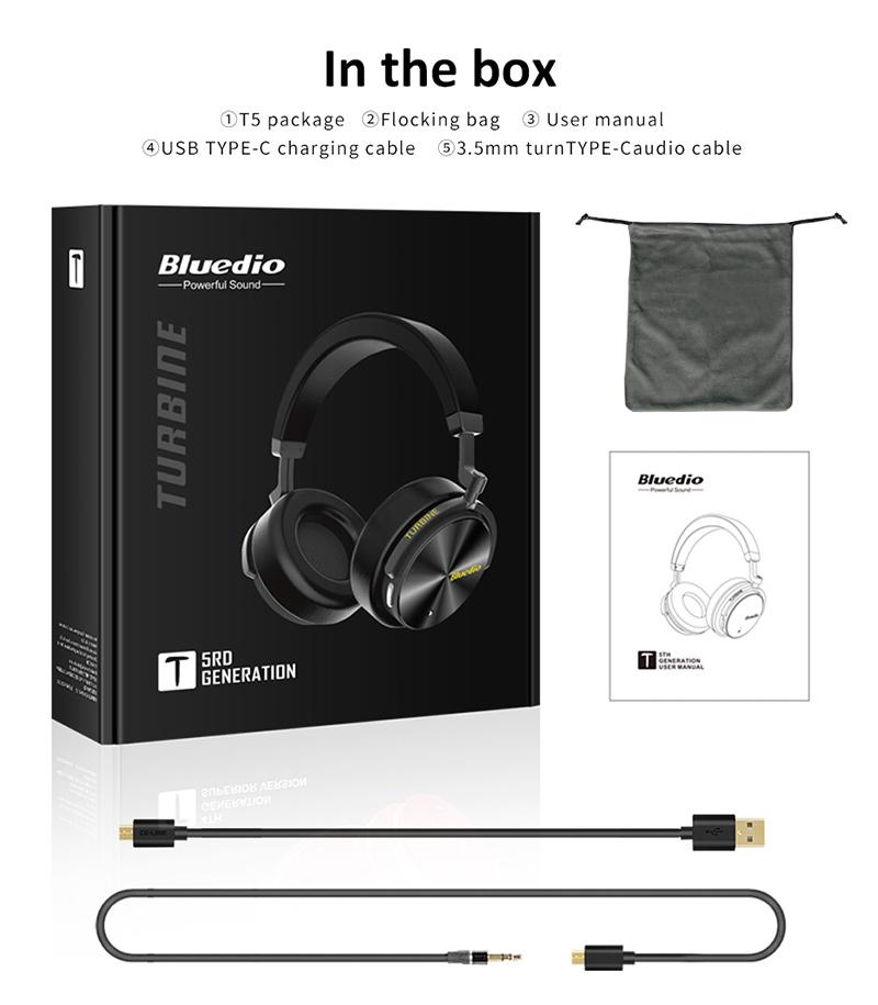 bluedio t5 headphone price