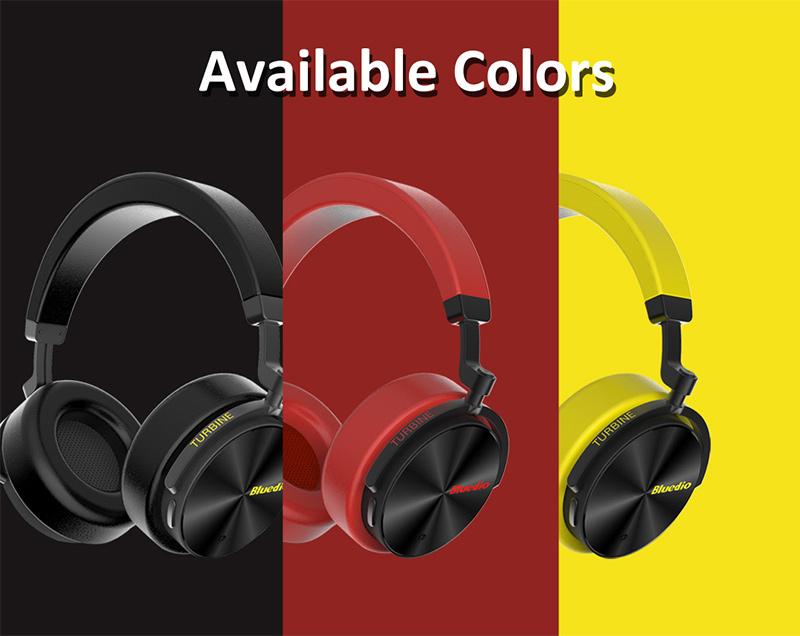 new bluedio headphone
