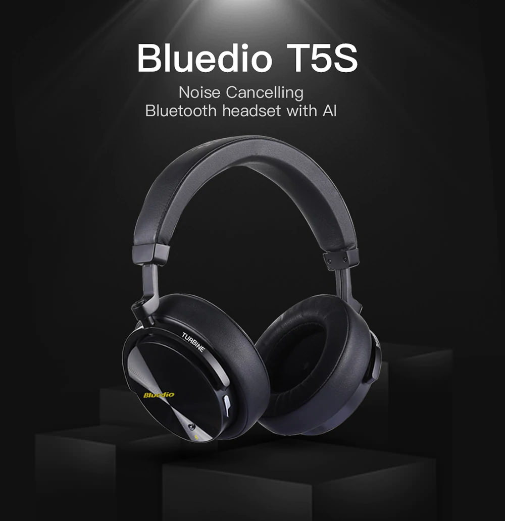 bluedio t5s