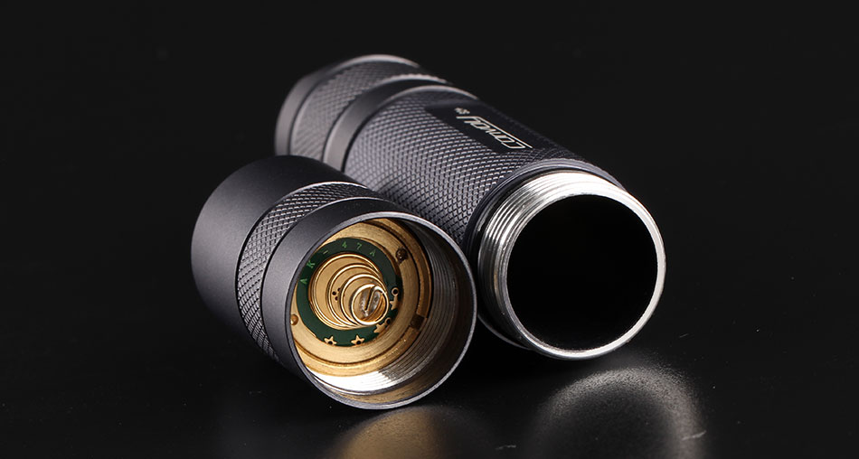 convoy s2+ led flashlight online