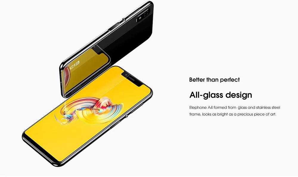 new elephone smartphone