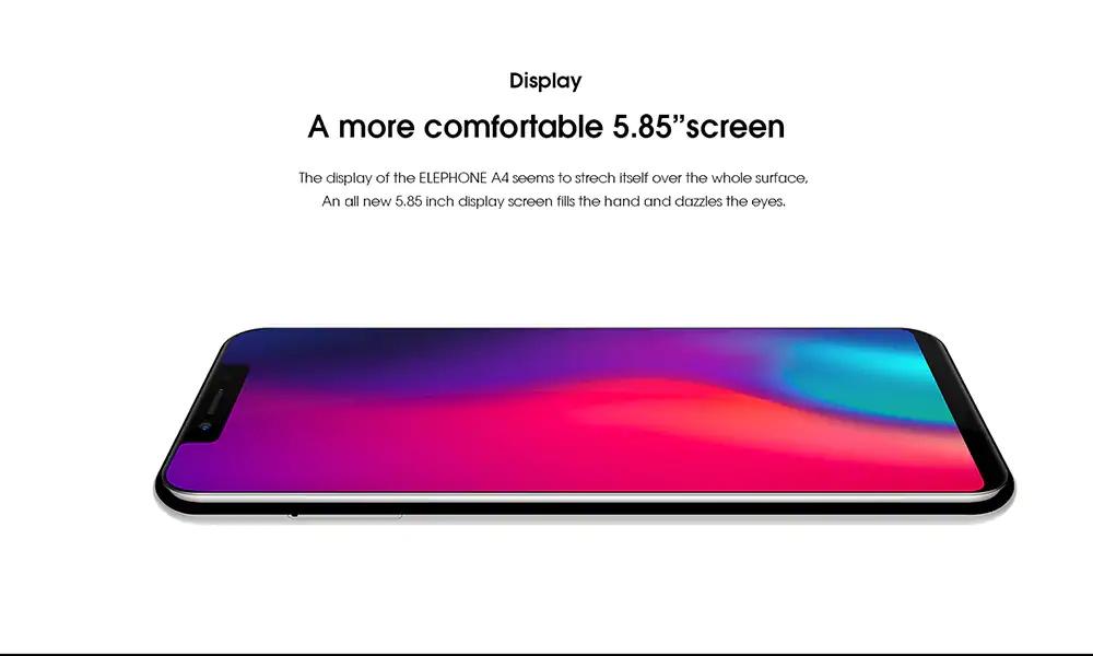 buy elephone a4 smartphone
