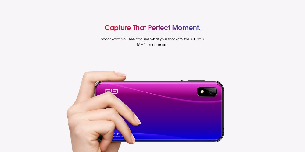 elephone a4 pro smartphone online