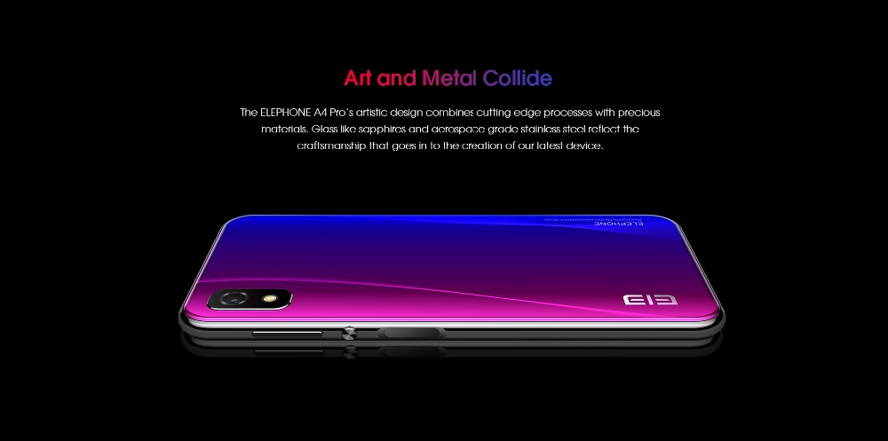 elephone a4 pro online