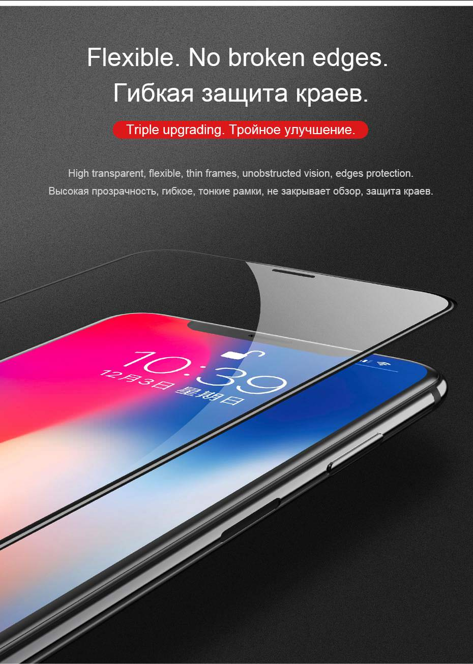 iphone xs max glass screen protector